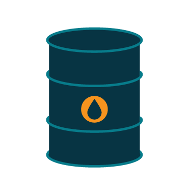 Horizontal Database icon