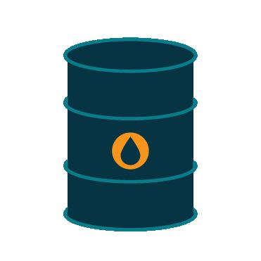 Horizontal Database icon